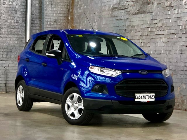 Used Ford Ecosport BK Ambiente PwrShift Mile End South, 2017 Ford Ecosport BK Ambiente PwrShift Blue 6 Speed Sports Automatic Dual Clutch Wagon