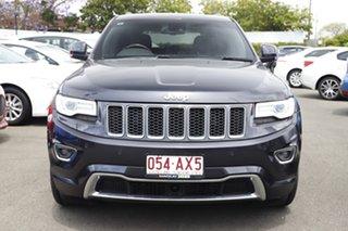 2015 Jeep Grand Cherokee WK MY15 Overland Grey 8 Speed Sports Automatic Wagon.