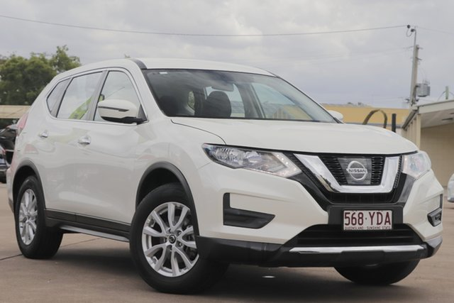 Used Nissan X-Trail T32 Series II ST X-tronic 2WD Bundamba, 2018 Nissan X-Trail T32 Series II ST X-tronic 2WD Ivory Pearl 7 Speed Constant Variable Wagon