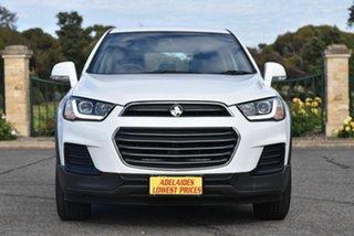 2017 Holden Captiva CG MY17 LS 2WD White 6 Speed Sports Automatic Wagon.