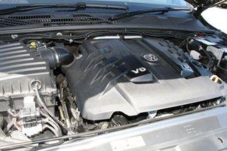 2018 Volkswagen Amarok 2H MY19 TDI580 4MOTION Perm Ultimate Grey 8 Speed Automatic Utility