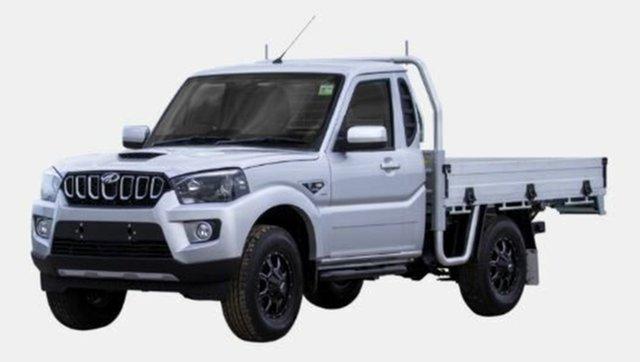 New Mahindra Pik-Up MY21 S6+ 4x2 Atherton, 2021 Mahindra Pik-Up MY21 S6+ 4x2 Silver 6 Speed Manual Traytop