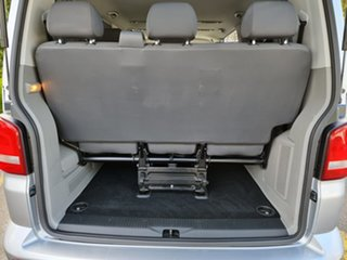 2013 Volkswagen Caravelle T5 MY13 TDI340 LWB DSG Silver 7 Speed Sports Automatic Dual Clutch Wagon