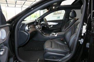 2019 Mercedes-Benz C-Class W205 809MY C63 AMG SPEEDSHIFT MCT S Black 9 Speed Sports Automatic Sedan