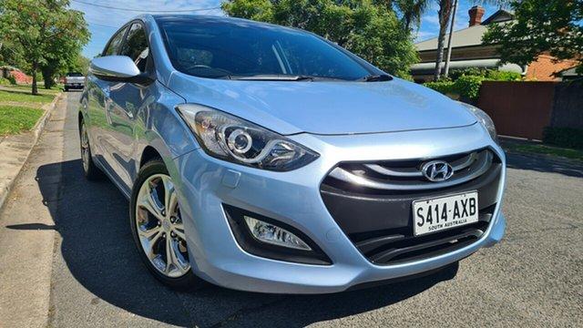 Used Hyundai i30 GD MY14 Premium 1.6 CRDi Prospect, 2013 Hyundai i30 GD MY14 Premium 1.6 CRDi 6 Speed Automatic Hatchback