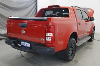 2018 Holden Colorado RG MY19 Z71 Pickup Crew Cab Red 6 Speed Manual Utility