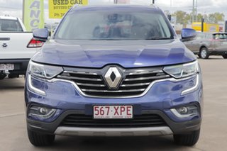 2017 Renault Koleos HZG Intens X-tronic Blue 1 Speed Constant Variable Wagon