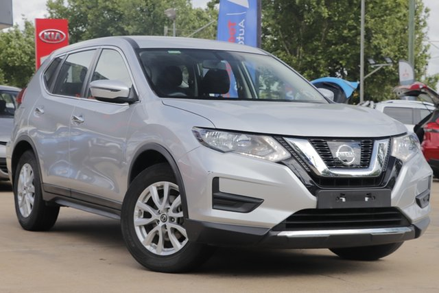 Used Nissan X-Trail T32 Series II ST X-tronic 4WD Toowoomba, 2019 Nissan X-Trail T32 Series II ST X-tronic 4WD Silver 7 Speed Constant Variable Wagon
