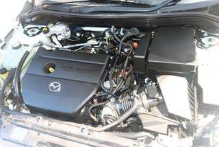 2009 Mazda 3 BL SP25 White 5 Speed Automatic Sedan