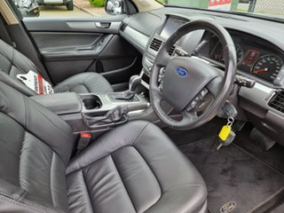2012 Ford Falcon FG MkII G6 EcoLPi Silver 6 Speed Sports Automatic Sedan