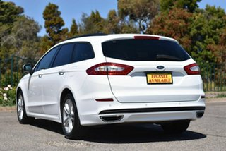 2018 Ford Mondeo MD 2018.25MY Ambiente White 6 Speed Sports Automatic Dual Clutch Wagon