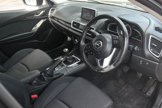 2014 Mazda 3 BM5236 SP25 SKYACTIV-MT Brown 6 Speed Manual Sedan