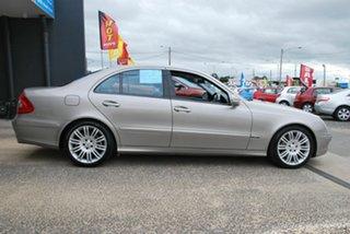 2007 Mercedes-Benz E350 211 MY07 Upgrade Avantgarde Silver 7 Speed Automatic G-Tronic Sedan