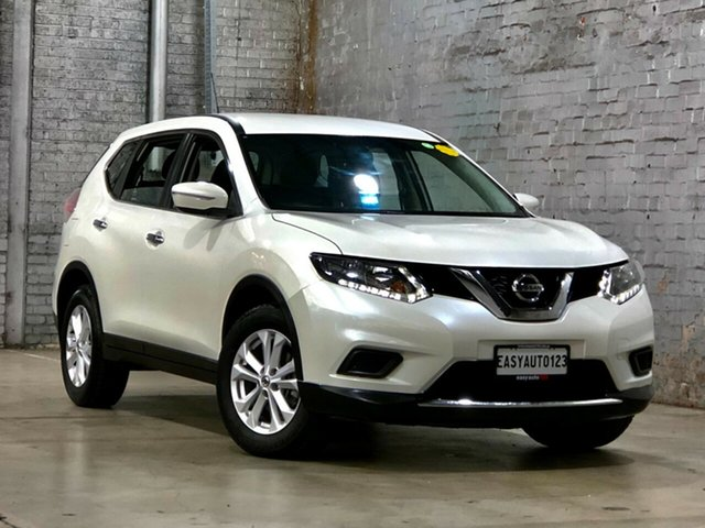 Used Nissan X-Trail T32 ST X-tronic 2WD Mile End South, 2016 Nissan X-Trail T32 ST X-tronic 2WD White 7 Speed Constant Variable Wagon