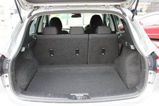 2018 Nissan Qashqai J11 Series 2 ST X-tronic Silver 1 Speed Constant Variable Wagon