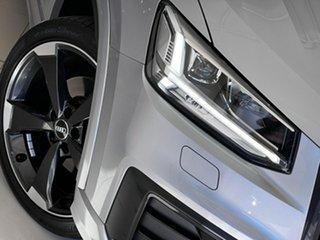 2020 Audi Q2 GA MY20 40 TFSI S Tronic Quattro Sport Silver 7 Speed Sports Automatic Dual Clutch.