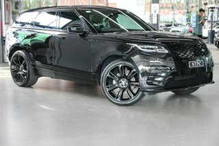 2019 Land Rover Range Rover Evoque L551 MY20 R-Dynamic S Black 9 Speed Sports Automatic Wagon.