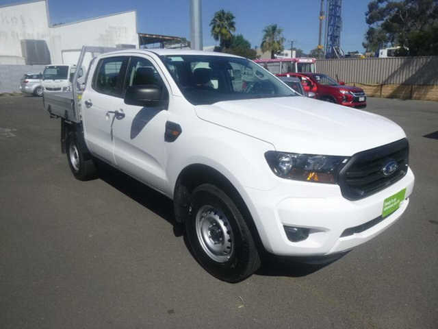 Used Ford Ranger PX MkIII 2021.75MY XL St Marys, 2021 Ford Ranger PX MkIII 2021.75MY XL White 6 Speed Sports Automatic Double Cab Chassis