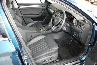 2019 Skoda Superb NP MY19 162TSI DSG Blue 6 Speed Sports Automatic Dual Clutch Wagon
