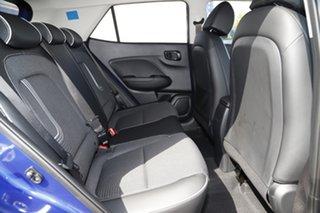 2021 Hyundai Venue Qx.v4 MY22 Elite Intense Blue 6 Speed Automatic Wagon