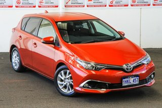 2016 Toyota Corolla ZRE182R MY15 Ascent Sport Inferno 7 Speed CVT Auto Sequential Hatchback.