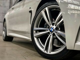 2013 BMW 4 Series F32 428i Sport Line White 8 Speed Sports Automatic Coupe