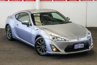 2015 Toyota 86 ZN6 MY15 GT Ice Silver 6 Speed Auto Sequential Coupe.
