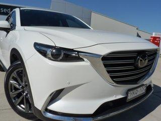 2020 Mazda CX-9 TC Azami SKYACTIV-Drive i-ACTIV AWD White 6 Speed Sports Automatic Wagon