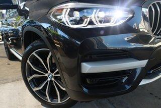 2019 BMW X3 G01 MY18.5 xDrive30I Grey 8 Speed Automatic Wagon.