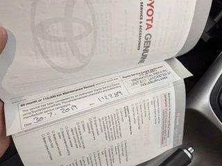 2009 Toyota Corolla ZRE152R Ascent Silver 6 Speed Manual Sedan