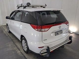 2010 Toyota Tarago ACR50R MY09 GLi White 4 Speed Sports Automatic Wagon