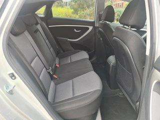 2014 Hyundai i30 GD MY14 Elite Silver 6 Speed Sports Automatic Hatchback