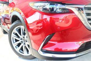 2018 Mazda CX-9 MY18 GT (AWD) Red 6 Speed Automatic Wagon.