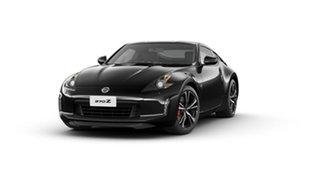 2021 Nissan 370Z Z34 MY20 Diamond Black 6 Speed Manual Coupe.