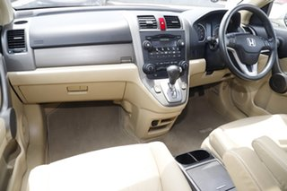 2008 Honda CR-V RE MY2007 Luxury 4WD Champagne 5 Speed Automatic Wagon