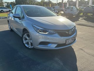 2017 Holden Astra BL MY17 LT Silver 6 Speed Sports Automatic Sedan.