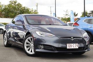 2019 Tesla Model S 75D Sportback Sedan AWD Grey 1 Speed Reduction Gear Hatchback.