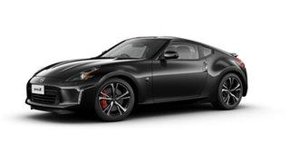 2021 Nissan 370Z Z34 MY20 Diamond Black 6 Speed Manual Coupe