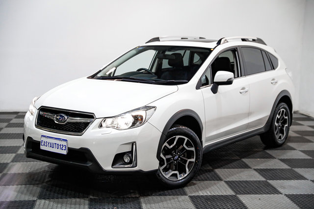 Used Subaru XV G4X MY16 2.0i-S Lineartronic AWD Edgewater, 2016 Subaru XV G4X MY16 2.0i-S Lineartronic AWD White 6 Speed Constant Variable Wagon