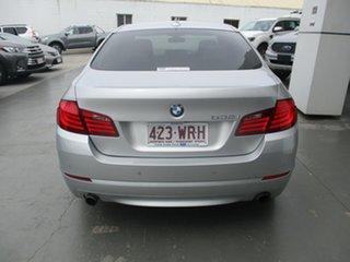 2010 BMW 535i F10 Silver 8 Speed Automatic Sedan.