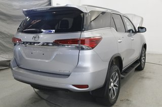 2019 Toyota Fortuner GUN156R Crusade Silver 6 Speed Automatic Wagon