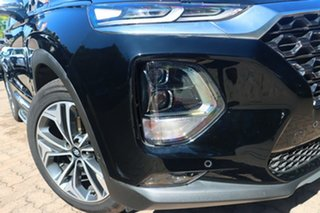 2019 Hyundai Santa Fe TM.2 MY20 Highlander MPI Blk-BGE (2WD) Black 8 Speed Automatic Wagon.