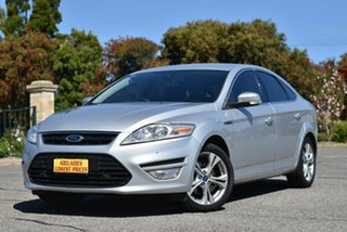 2011 Ford Mondeo MC Zetec Silver 6 Speed Sports Automatic Hatchback
