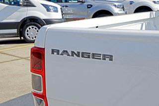 2021 Ford Ranger PX MkIII 2021.25MY XL White 6 Speed Sports Automatic Super Cab Pick Up