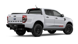 2021 Ford Ranger PX MkIII FX4 Arctic White 6 Speed Manual Pick Up