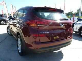 2019 Hyundai Tucson TL3 MY19 Active X 2WD Gemstone Red 6 Speed Automatic Wagon.