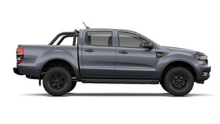 2021 Ford Ranger PX MkIII 2021.75MY Sport Meteor Grey 6 Speed Manual Double Cab Pick Up.