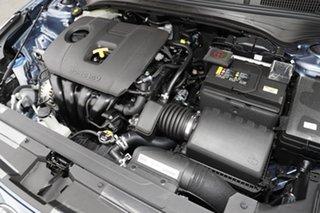 2021 Kia Cerato Horizon Blue Sedan