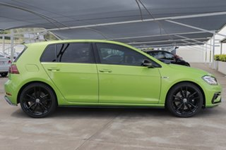2020 Volkswagen Golf 7.5 MY20 R DSG 4MOTION Final Edition Viper Green 7 Speed.