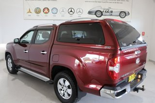 2017 LDV T60 SK8C Luxe Maroon 6 Speed Sports Automatic Utility.